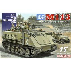 DRAGON 3608 1/35 IDF M113 Armored Personnel Carrier Yom Kippur War 1973