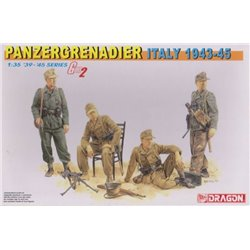 DRAGON 6348 1/35 Panzergrenadier Italy 1943-45