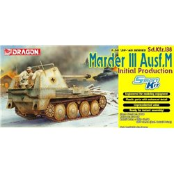 DRAGON 6464 1/35 Sd.Kfz. 138 Marder III Ausf. M (Initial Production)