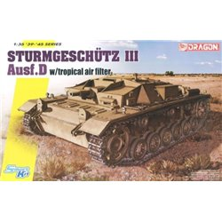 DRAGON 6905 1/35 Smart Kit StuG.III Ausf.D w/Tropical Air Filter