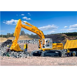 KIBRI 11285 HO1/87 LIEBHERR R934 Excavatrice – Litronic hydraulic excavator