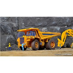 KIBRI 11660 HO1/87 KOMATSU Camion de Carrière – dump truck HD 785-5