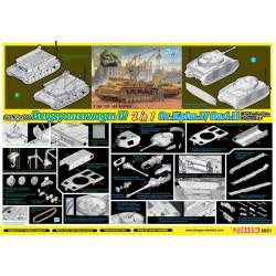 KIBRI 15010 HO1/87 MB SK dust-cart