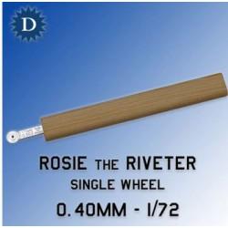 KIBRI 38533 HO1/87 Deco-set Power pole, 4 pieces