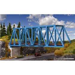 KIBRI 42546 HO1/87 Pont Ferme – Box-girder bridge, straight