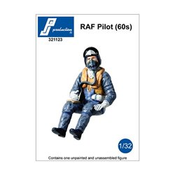 PJ Production 321123 1/32 Pilote RAF (60)