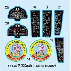 PJ Production 481129 1/48 Pilote US Navy (50')