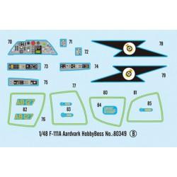 PJ Production 481220 1/48 Réservoirs lance roquettes JL 100R
