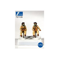 PJ Production 721139 1/72 Pilotes US Navy (50')