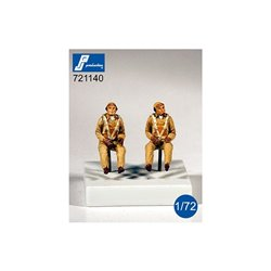 PJ Production 721140 1/72 Pilotes US Navy (2GM)