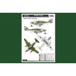 PJ Production 721207 1/72 Conversion Hawker Hunter T.7/T.8/T68