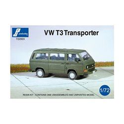 PJ Production 722003 1/72 VW T3 Transporter