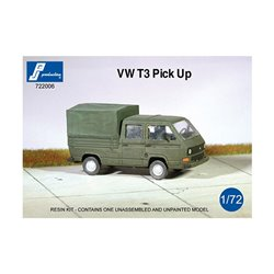 PJ Production 722006 1/72 VW T3 Pick Up