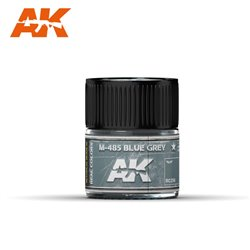 AK INTERACTIVE RC256 M-485 BLUE GREY 10ml
