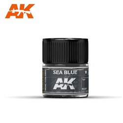 AK INTERACTIVE RC257 SEA BLUE 10ml