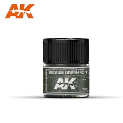 AK INTERACTIVE RC260 MEDIUM GREEN 42 10ml