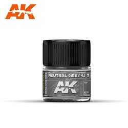 AK INTERACTIVE RC261 NEUTRAL GREY 43 10ml