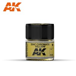 AK INTERACTIVE RC263 ZINC CHROMATE YELLOW 10ml