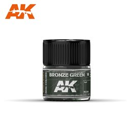 AK INTERACTIVE RC264 BRONZE GREEN 10ml