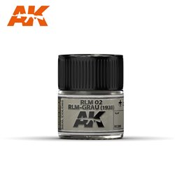 AK INTERACTIVE RC265 RLM 02 RLM-GRAU (1938) 10ml