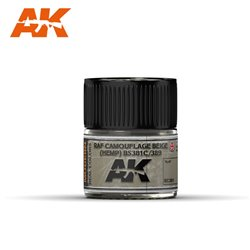 AK INTERACTIVE RC301 RAF CAMOUFLAGE BEIGE (HEMP) BS 381C/389 10ml