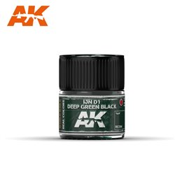 AK INTERACTIVE RC304 IJN D1 DEEP GREEN BLACK 10ml