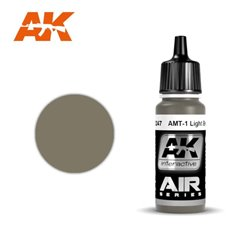 AK INTERACTIVE AK2247 AMT-1 LIGHT BROWN 17ml