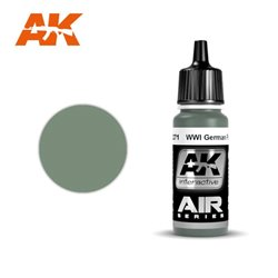 AK INTERACTIVE AK2271 WWI GERMAN FOKKER GREY 17ml