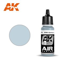 AK INTERACTIVE AK2276 WWI GERMAN BLEU CLAIR – LIGHT BLUE 17ml