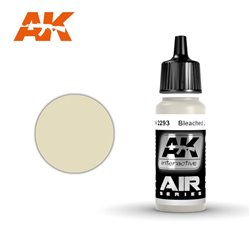 AK INTERACTIVE AK2291 CLEAR DOPED LINEN 17ml