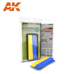AK INTERACTIVE AK8208 GREENPOWER 2 COMPONENT MODELING PUTTY