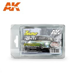 AK INTERACTIVE AK8091 Snow Effects (RALly Set)
