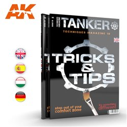 AK INTERACTIVE AK4838 Tanker 10 Tricks & Tips (Special Edition) - English