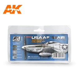 AK INTERACTIVE AK2210 WW2 USAAF AIRCRAFT COLORS VOL.2