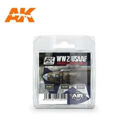 AK INTERACTIVE AK2200 WW2 USAAF AIRCRAFT COLORS VOL.1
