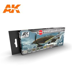 AK INTERACTIVE AK2260 WW2 IJAAF AIRCRAFT COLORS
