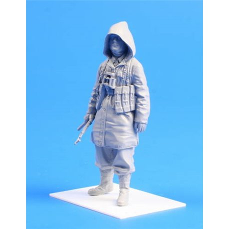 CMK F35241 1/35 German SS soldier (Hungary 1945)