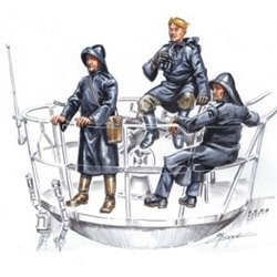 CMK F72133 1/72 U-VII crew on sentry (3 fig.)