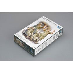HUMBROL AG4306 Stipple Brush Pack