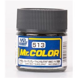 GUNZE SANGYO C-513 Mr Color Dark Gray Dunkelgrau 10ml