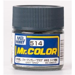 GUNZE SANGYO C-514 Mr Color Gray 10ml