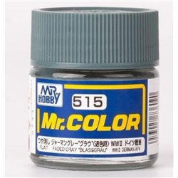 GUNZE SANGYO C-515 Mr Color Faded Gray 10ml
