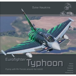 HMH Publication 006 Duke Hawkins Eurofighter Typhoon