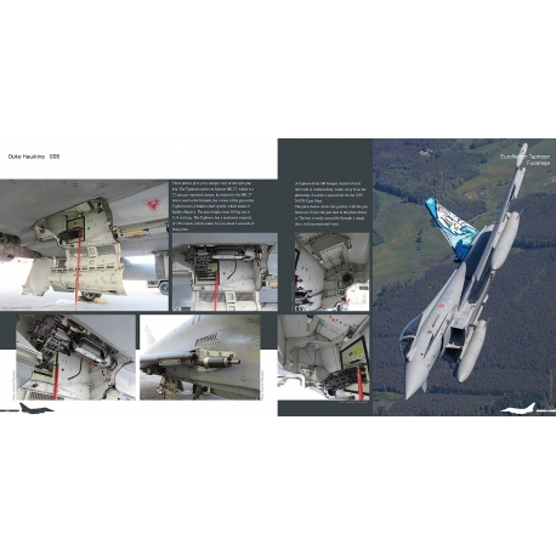 HMH Publication 006 Duke Hawkins Eurofighter Typhoon