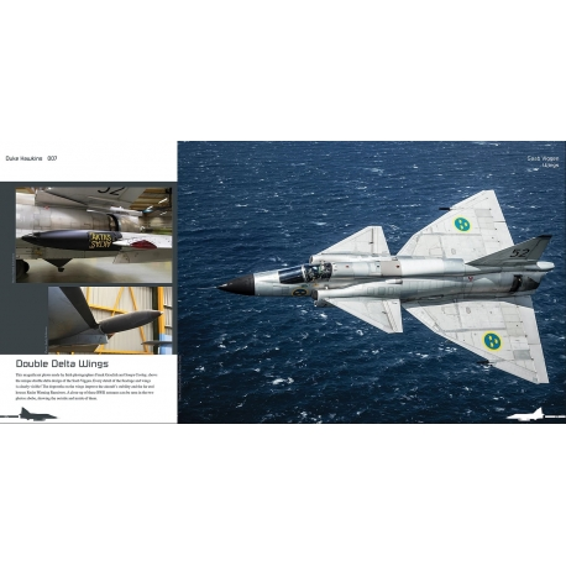 HMH Publication 007 Saab AJ37 Viggen