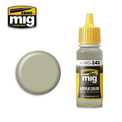 AMMO BY MIG A.MIG-0243 Acrylic Color Sky Type S (BS 210) 17 ml