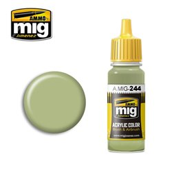 AMMO BY MIG A.MIG-0244 Acrylic Color Duck Egg Green (BS 216) 17 ml