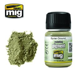 AMMO BY MIG A.MIG-3025 Pigment Sol Syrie 35 ml