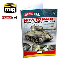 AMMO BY MIG A.MIG-6500 WWII American ETO Solution Book EN, SP & FR