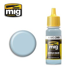 AMMO BY MIG A.MIG-0249 Acrylic Color Light Blue 17 ml